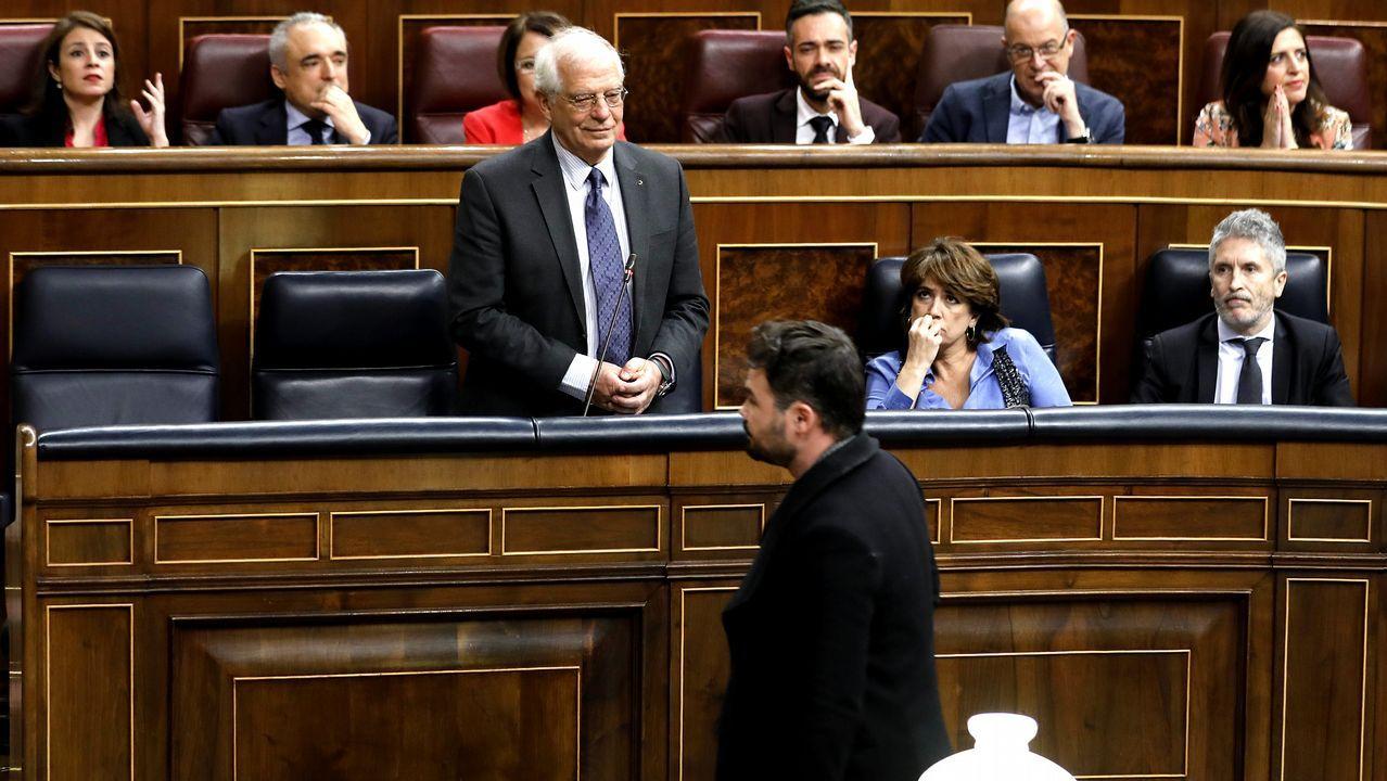 «El Reino Unido pierde capacidad soberana», aseguró Josep Borrell