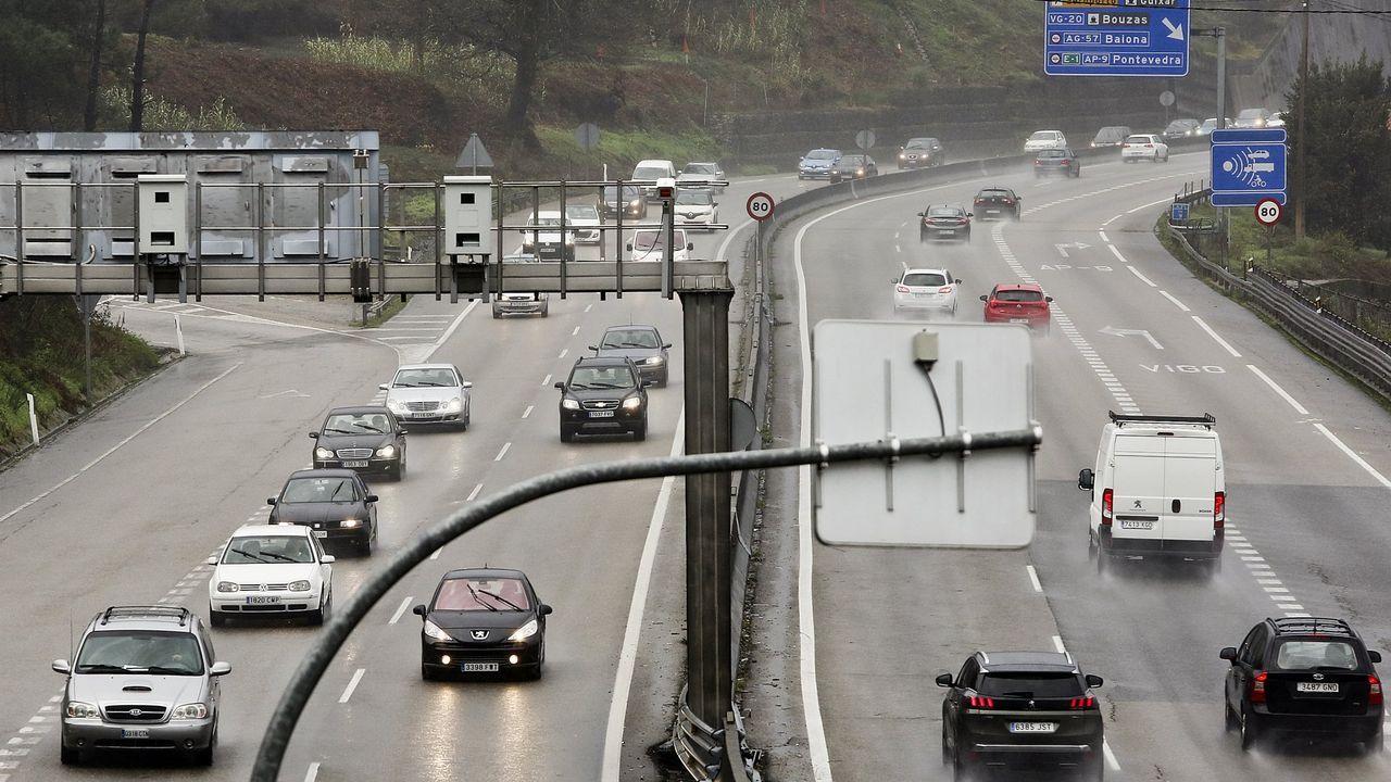 Alerta por temporal en Asturias