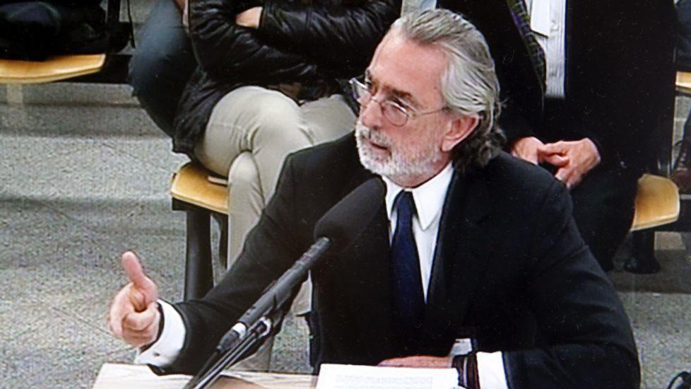 Lo más destacado de la declaración de Francisco Correa.Pablo Crespo, juicio de la Gürtel