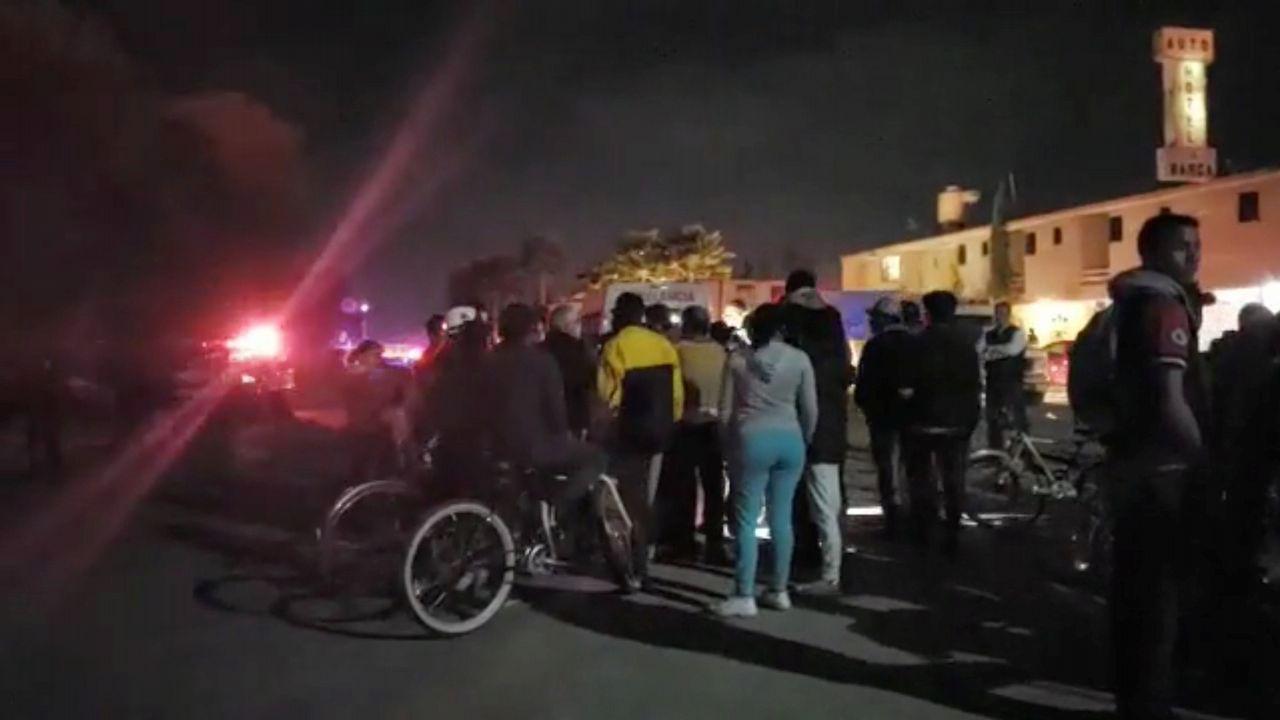 EN DIRECTO:Juan Guaidóaparece en públicotras su autoproclamación como presidente.Explosión en México