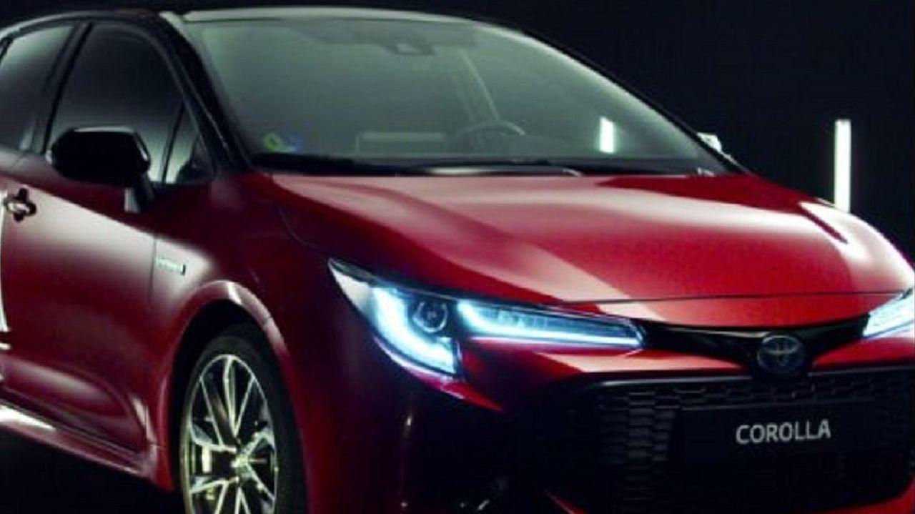 Toyota Corolla. La compañía japonesa y su modelo logran el tercer puesto