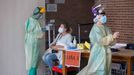 Este miércoles y jueves se realizó un cribado en la Facultad de Veterinaria de Lugo