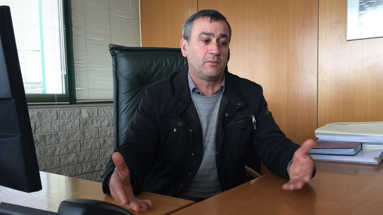 José Angel Blanco, presidente de CLUN