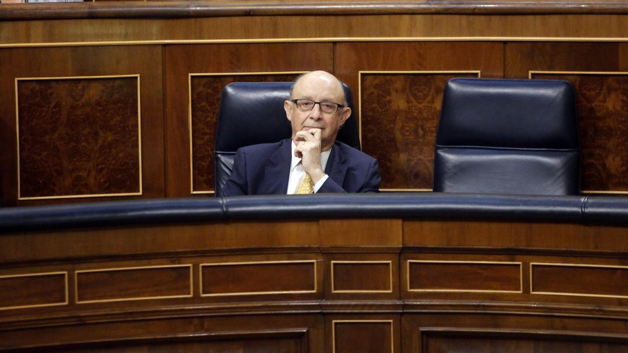 Oposiciones.El alcalde de Corvera, Iván Fernández