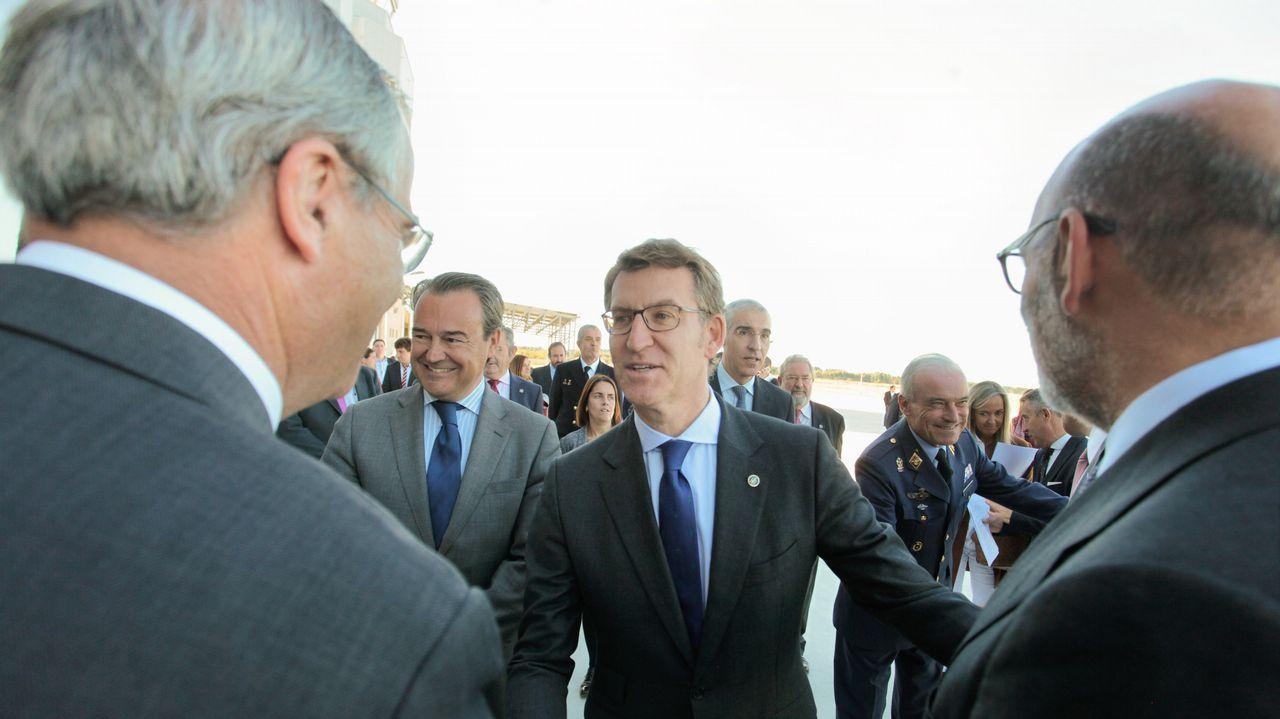 Una veintena de proveedores gallegos trabajan para Indra y Babcock en Rozas