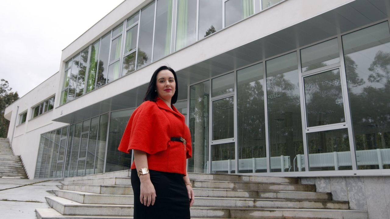 María José Novoa, en una imagen de archivo, directora de la obra