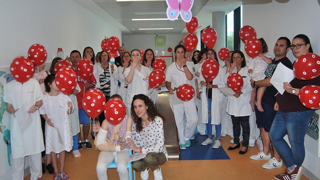El Sergas asegura que será el servicio de hospitalización a domicilio el que se haga cargo de los enfermos a partir de ahora