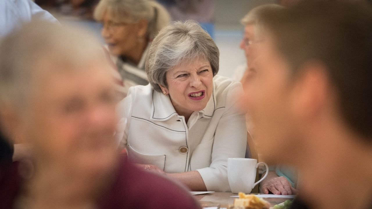 Varias personas se manifiestan contra el Brexit en Londres