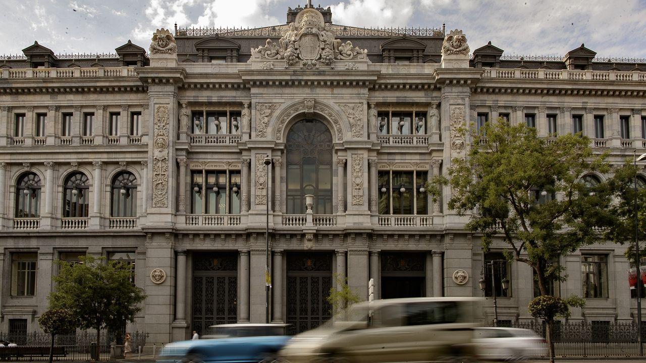 El titular de la cuenta abierta en el Banco de España es el Tesoro Público