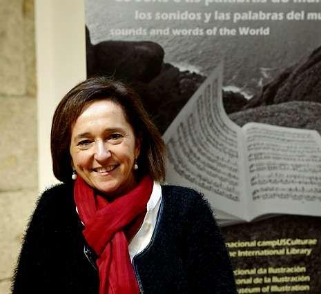 disneyportadah.Santos participó ayer en un congreso editorial en Santiago.
