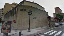 El Colegio Nazaret, de Oviedo.El Colegio Nazaret, de Oviedo