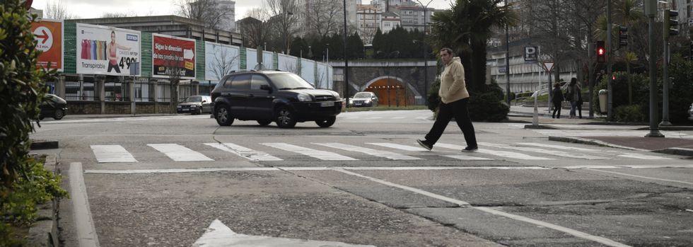 El túnel de Salgado Torres debe convertirse en una de las entradas principales de la ciudad.