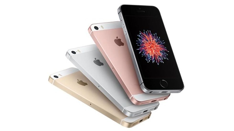 La presentación del iPhone SE, en imágenes