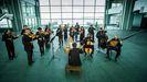A Orquestra Vigo 430 configurouse no 2014, aínda que as orixes do proxecto se remontan ao 2005