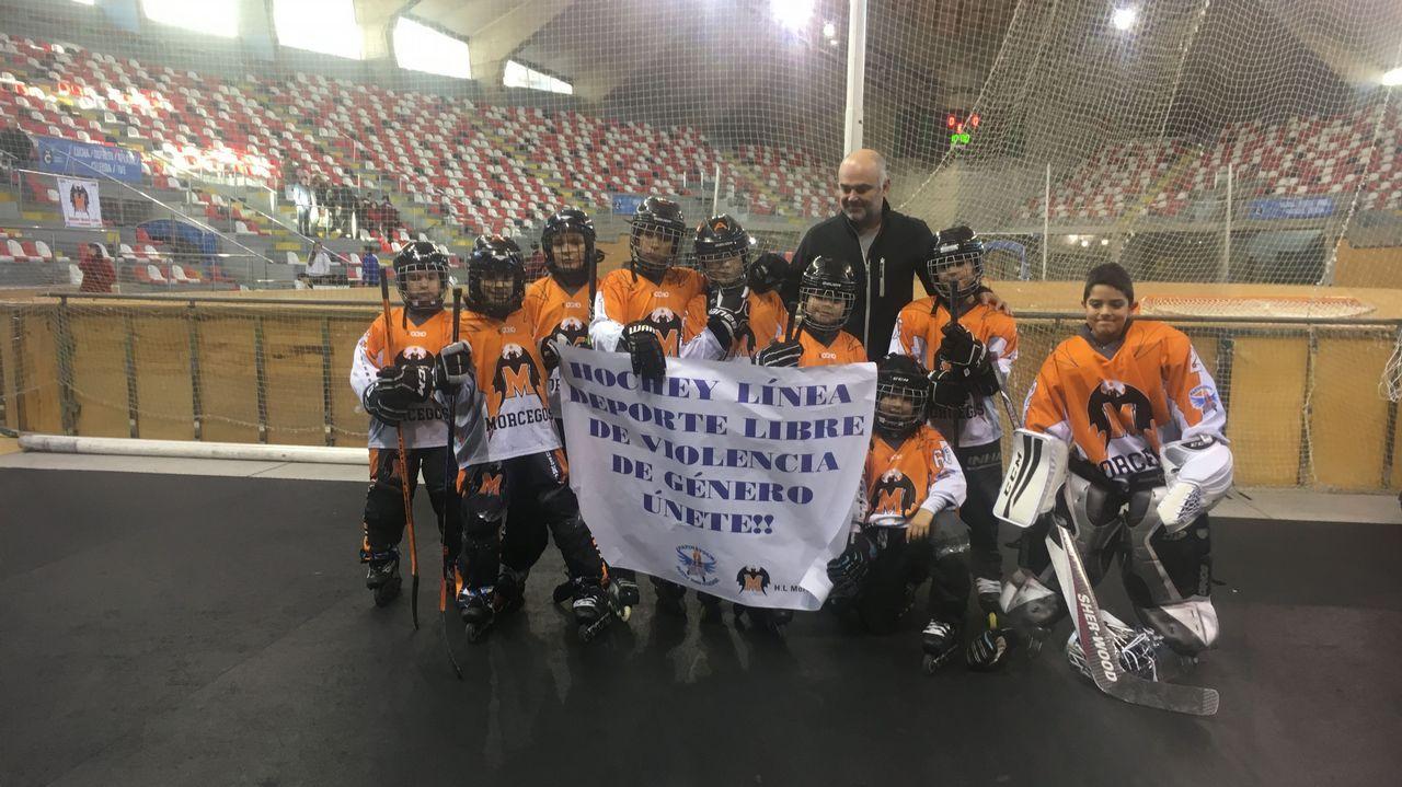 La jugadoras del Telecable Hockey Club disputaron a mediados de diciembre la final de la Copa Intercontinental en Argentina. Se coronaron subcampeonas del mundo