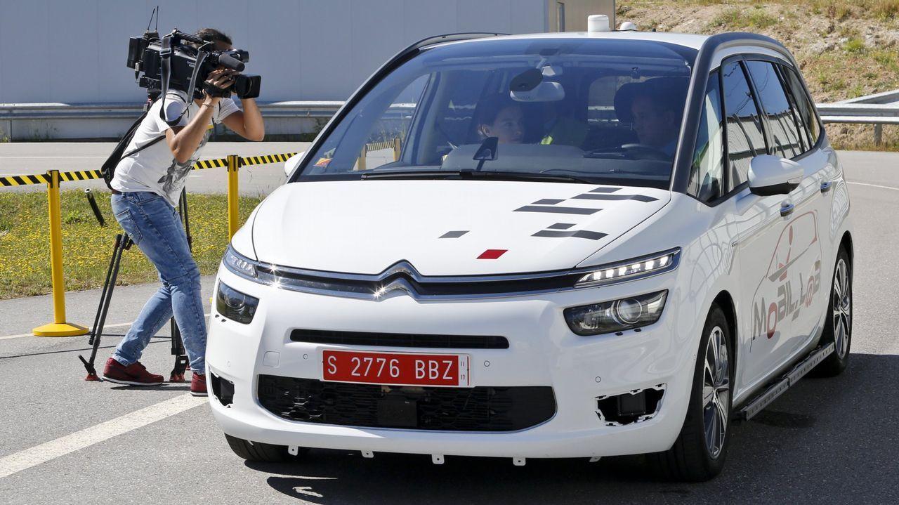 Galicia es pionera en el desarrollo del automóvil autónomo