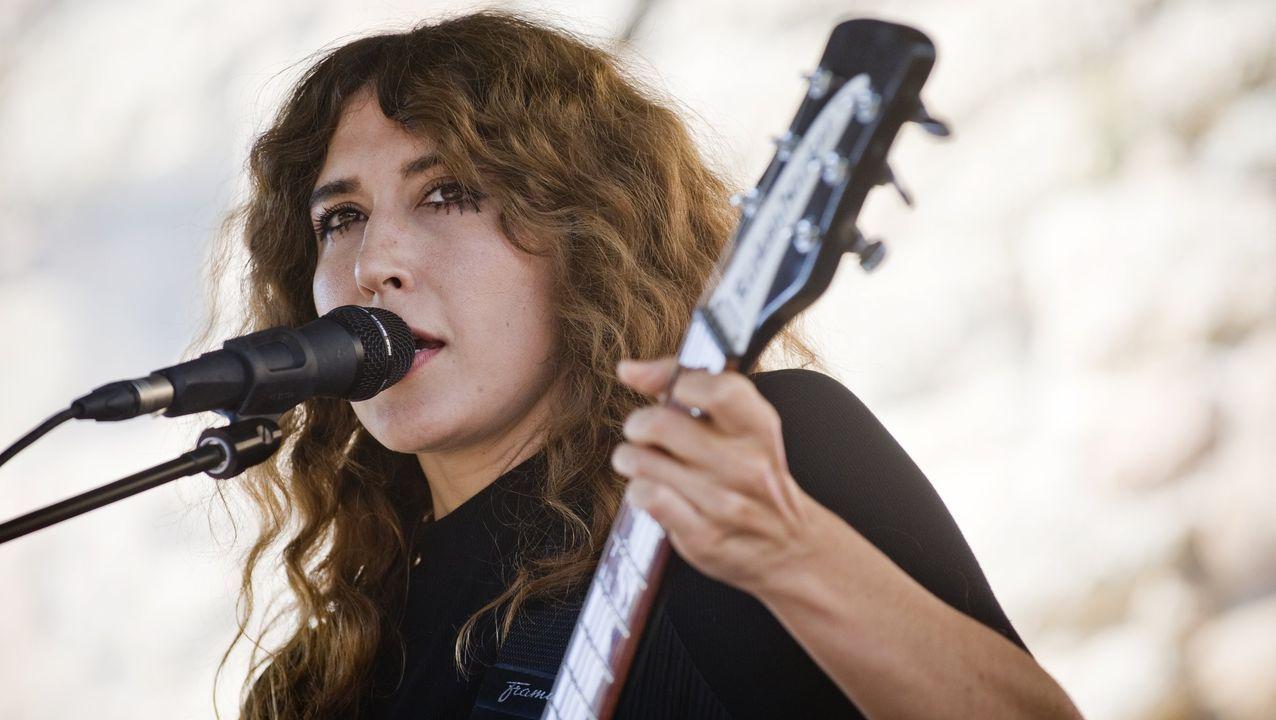 Anni B Sweet estará en el festival Vive Nigrán