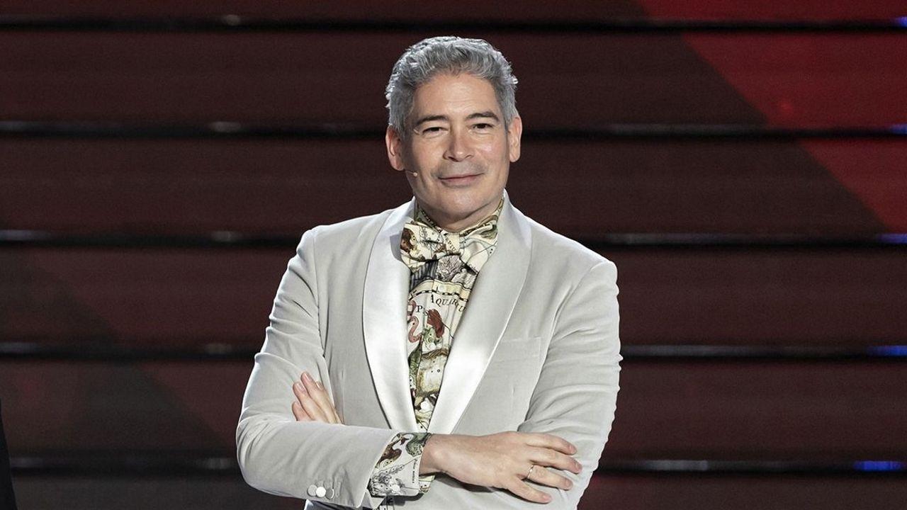 Boris Izaguirre presenta la tercera edición de  Prodigios , en TVE