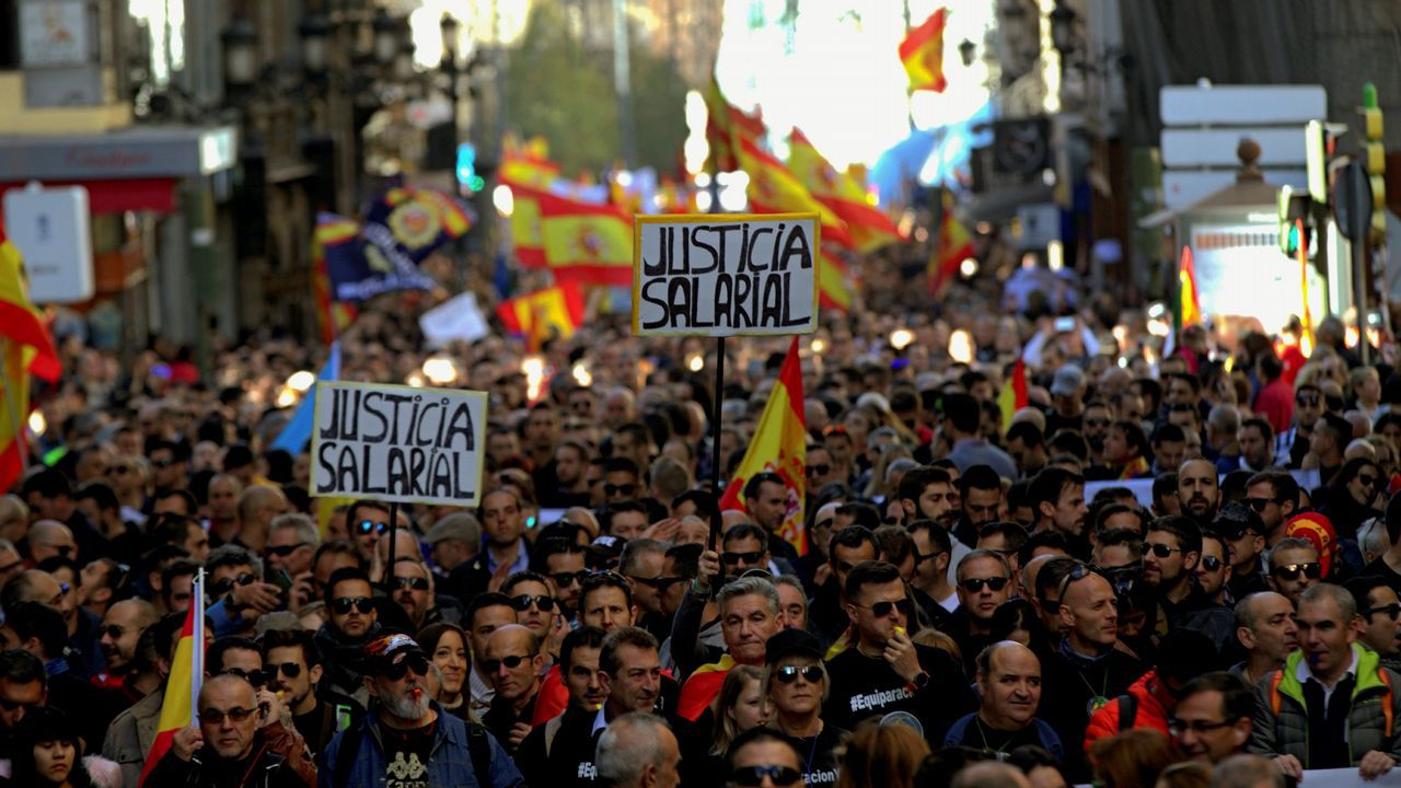 Las caras que pasan más desapercibidas del Gobierno de Rajoy.Saúl Craviotto
