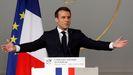Macron deberá afrontar la llegada de la reforma de las pensiones a la Asamblea