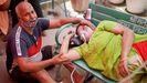 Catástrofe sanitaria en la India