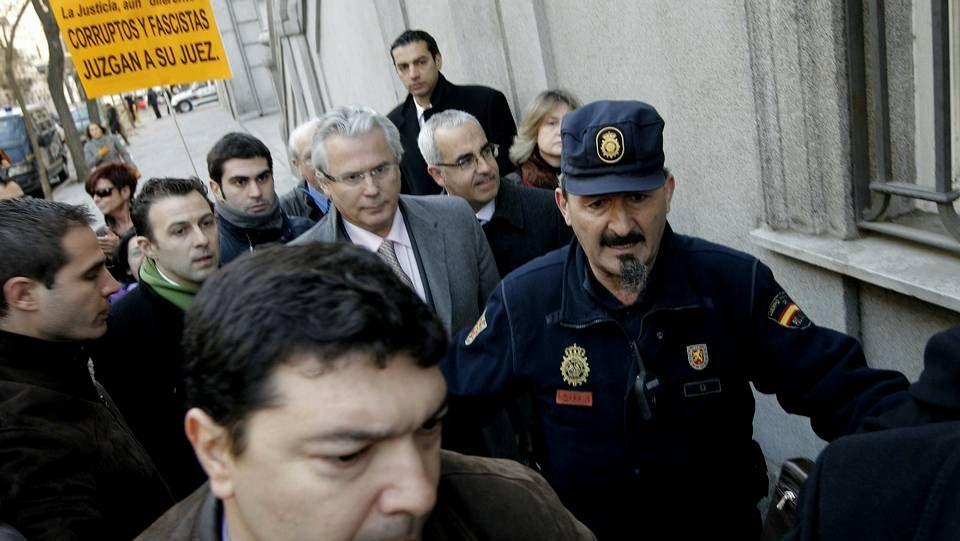 Juicio por los crímenes del franquismo