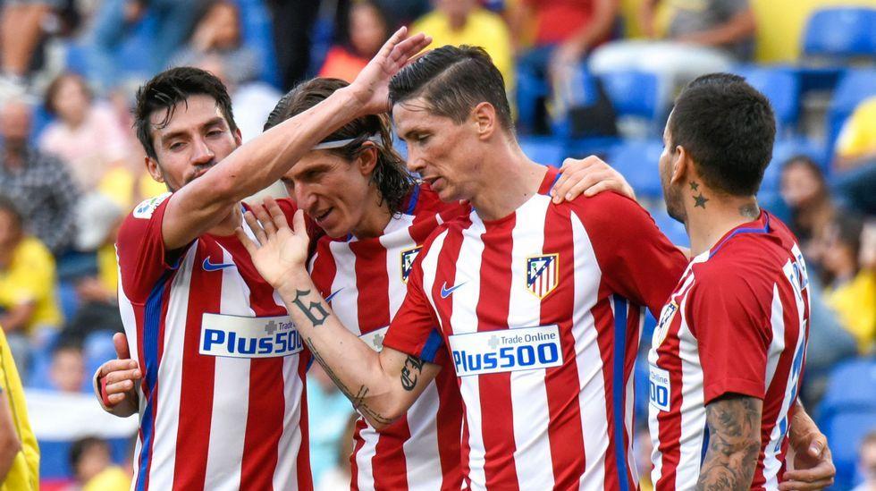 El Real Madrid-Atlético, en fotos.El nombre de nuestros perros