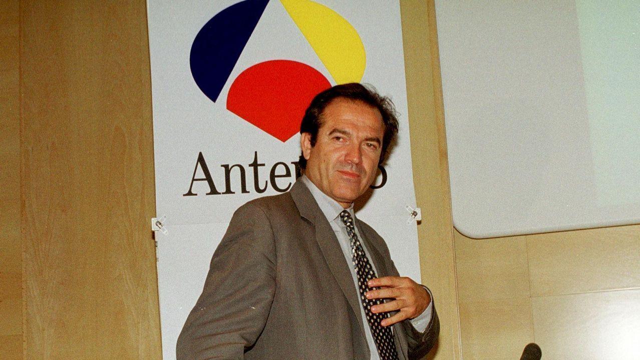 El presentador Pepe Navarro