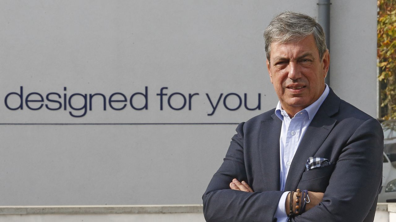 Paulo Vaz es presidente de ATP