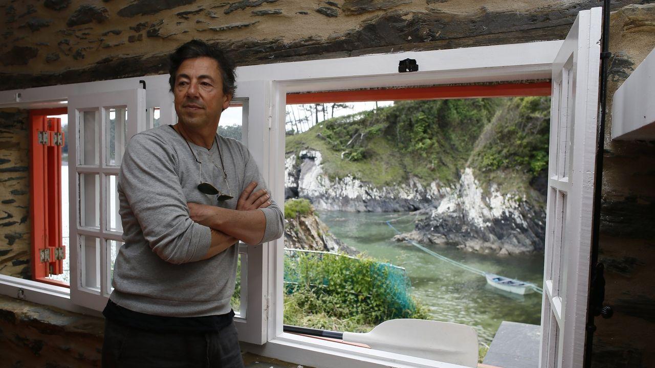 Victor Piniés, de The Cliffs of Loiba