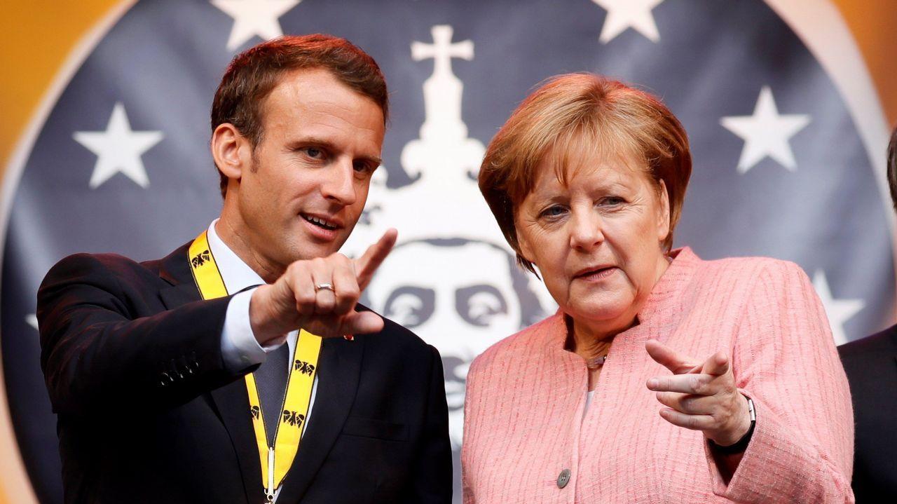 Trump contra todos en la cumbre del G7.Seehofer se dirige a una reunión con su grupo