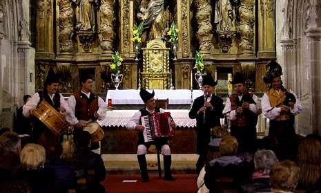 El grupo Os Melidaos clausurará el día 23 la programación con un concierto.