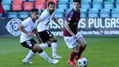 Las imágenes del partido entre el Salamanca y el Pontevedra