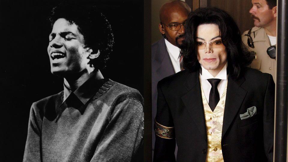 Michael Jackson.Michael Jackson