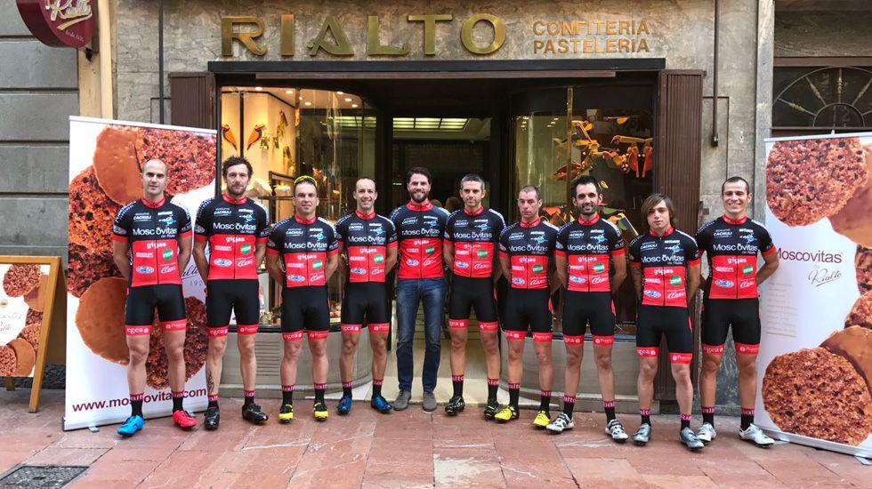 Presentación del Team Moscovitas para la temporada 2017