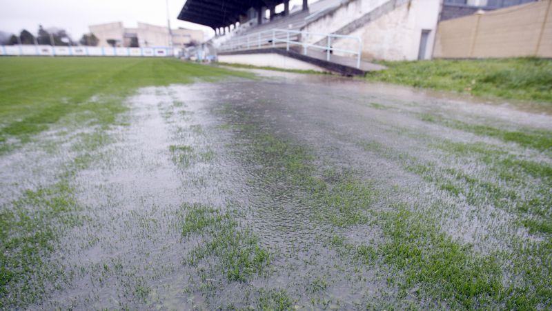 Capi, autor de un gol ante el Bergantiños, ya había marcado antes al Arousa a la salida de un córner.