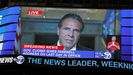 El exgobernador de Nueva York, Andrew Cuomo, en su discurso de despedida tras verse forzado a dimitir por un escándalo de acoso sexual