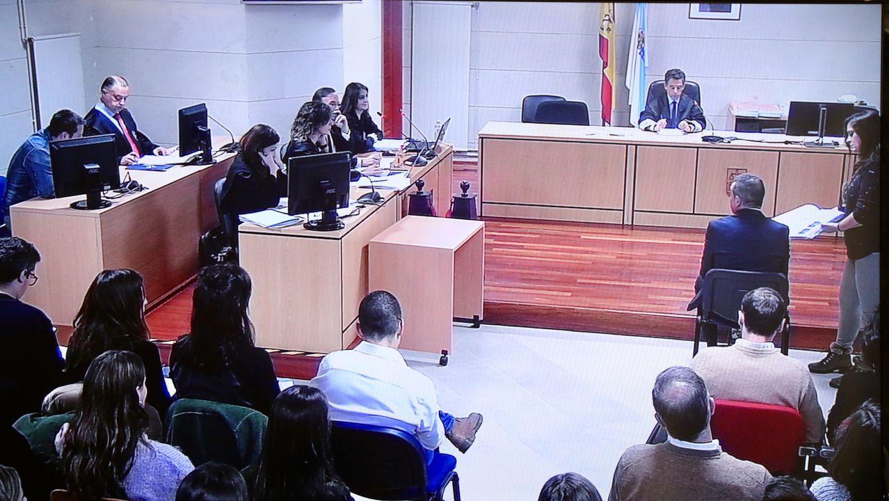 Primer testigo de la séptima jornada del juicio
