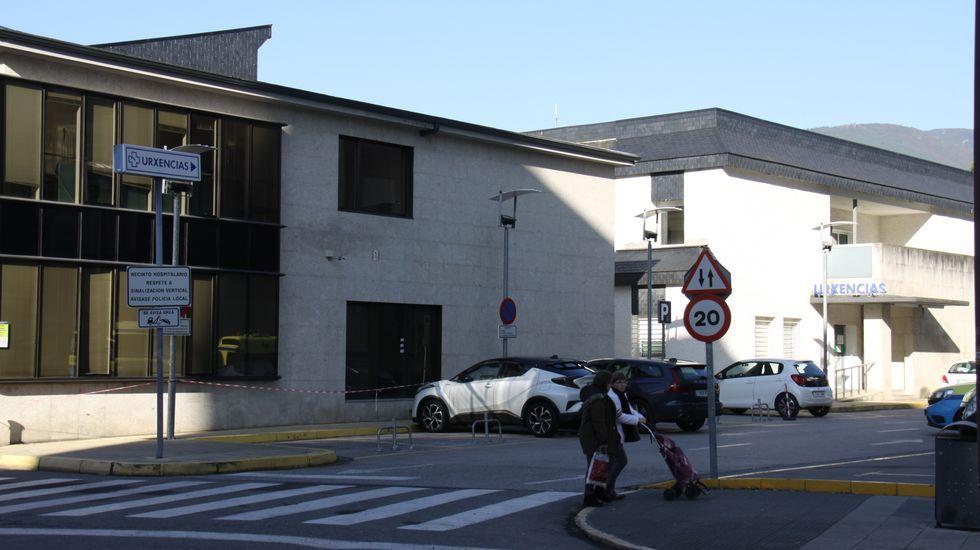 Residencia San Carlos en Celanova afectada por 26 casos de coronavirus