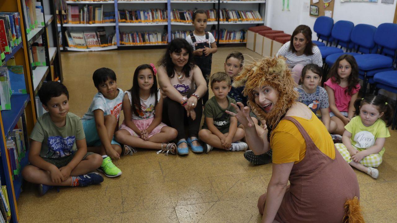 Raquel Queizás ofrecerá un cuentacuentos en Vilalba