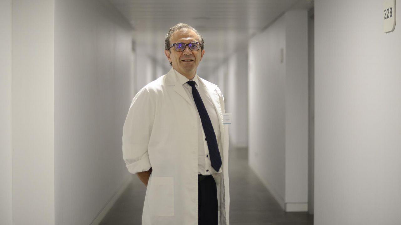 ROQUE DEVESA, JEFE DE LA UNIDAD DE REPRODUCIÓN ASISTIDA GRUPO RON DEL HOSPITAL QUIRÓN