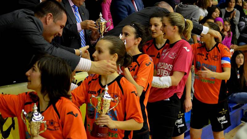 La olímpica Bea Gómez regresa a Ferrol.