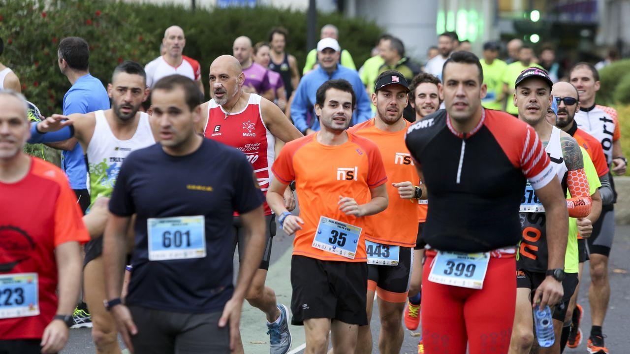 Jonathan Fernández y Begoña Pacio ganan el Memorial Adolfo Ros
