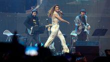 Amaia, sobre el escenario