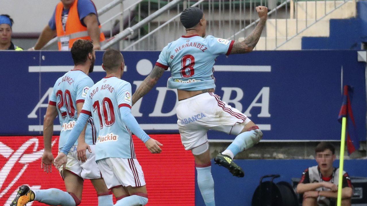 Sevilla - Celta, en imágenes.Celta 2 - Barcelona 2 (2 de diciembre)