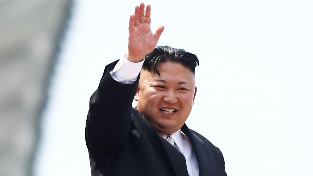 Kim Jong-Un realiza una histórica visita no oficial a China.Kim Jong-un recibe a una delegación de Corea del Sur