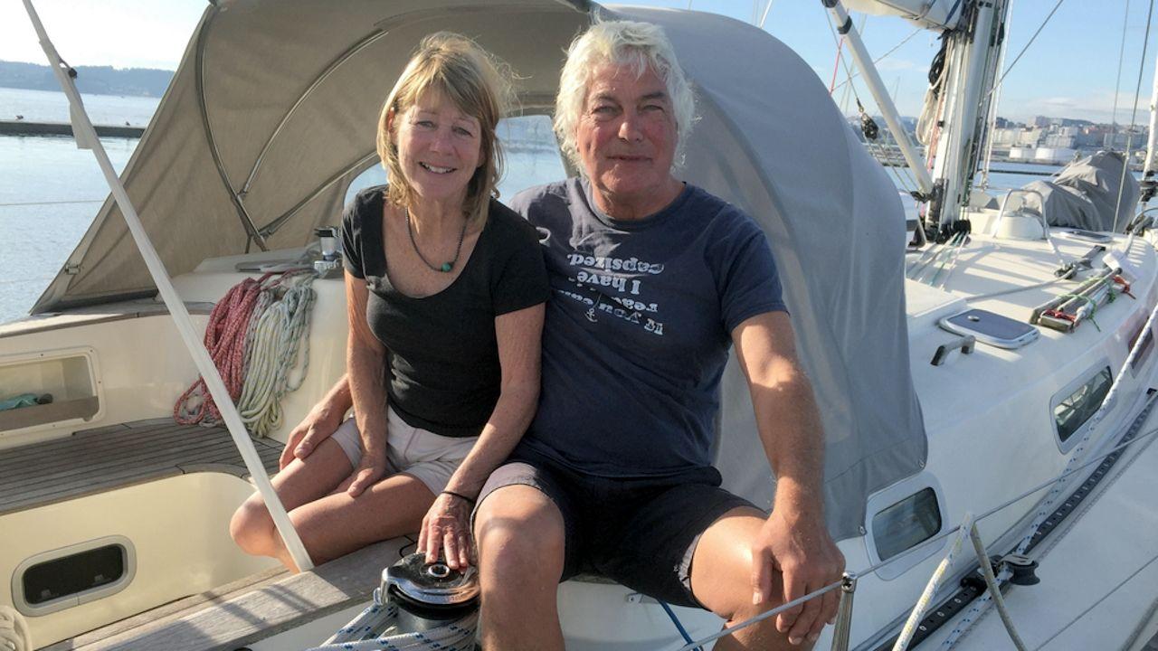 Los linajes genéticos del coronavirus en España.Mark Smith y su compañera Caroline navegaban con destino A Coruña cuando fueron atacados por dos orcas