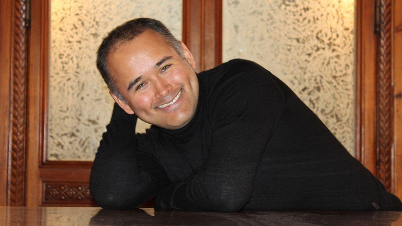 El tenor mexicano Javier Camarena