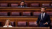 La distancia entre Gobierno y oposición se escenifica en el Congreso