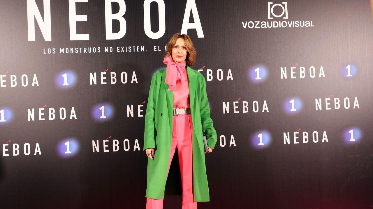 La actriz Lola Marceli, que actualmente protagoniza «Mercado Central» en La 1